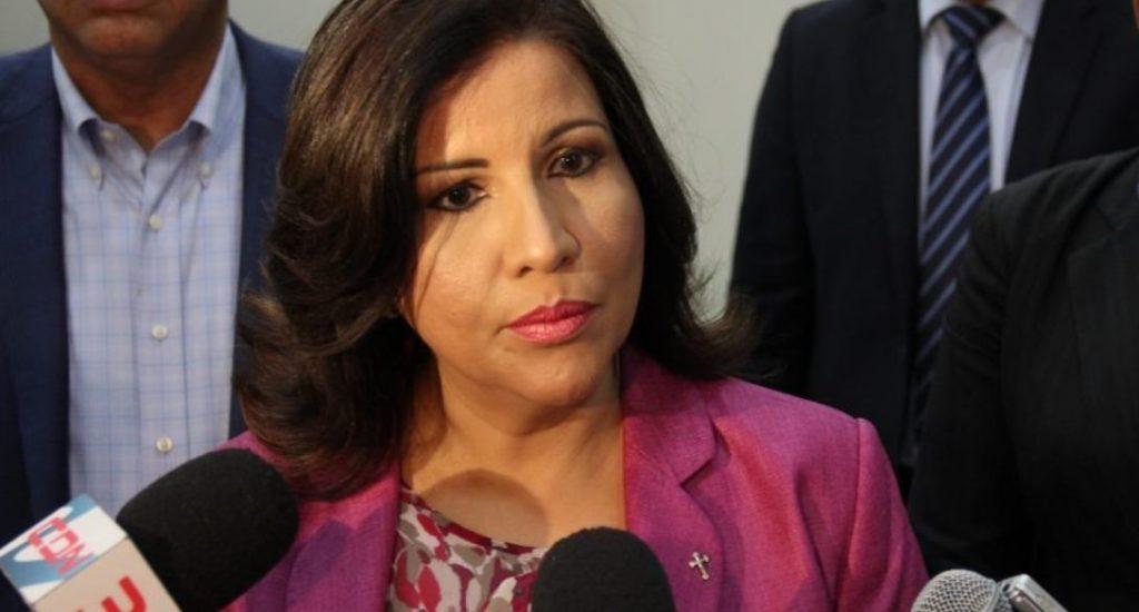 Operan de emergencia a la vicepresidenta Margarita Cedeño de Fernández