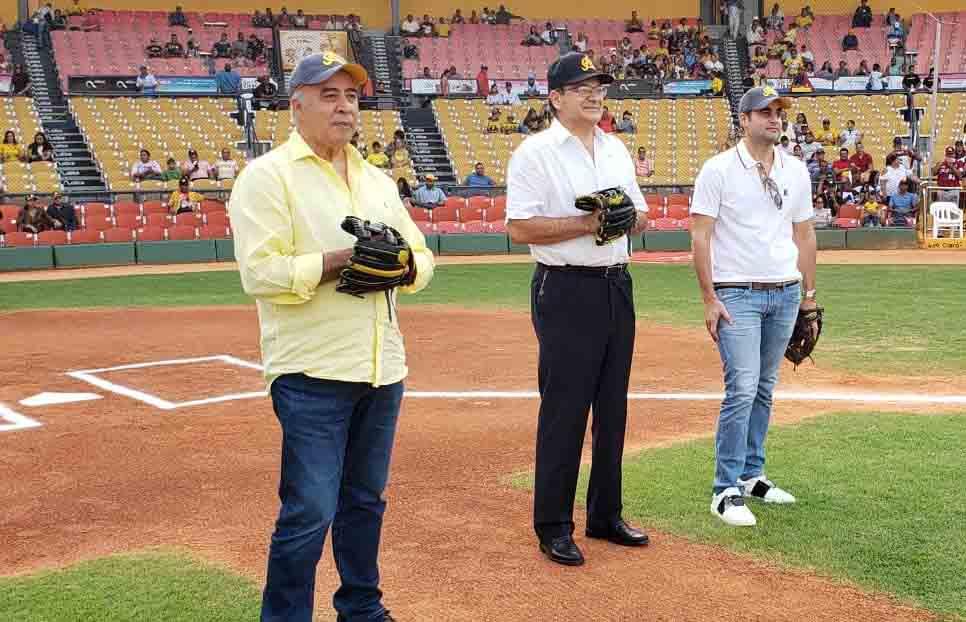 Feliz García Jean Antonio Hache y Gustavo García