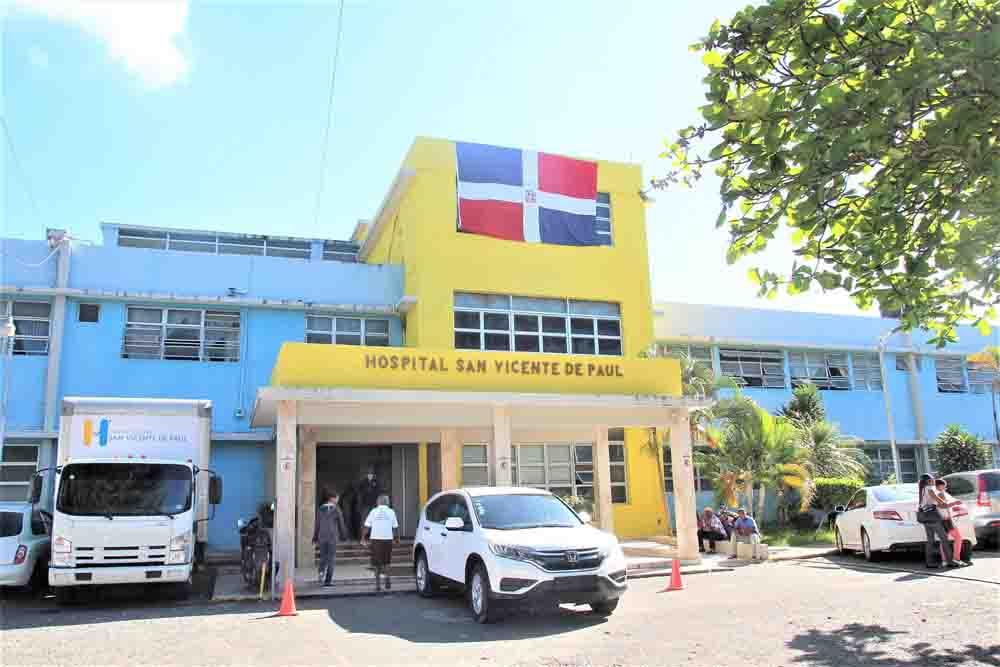 Hospital SanVicente de Paul