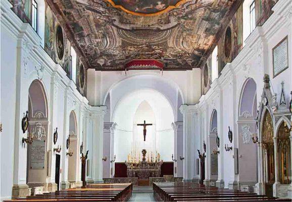 Iglesia Santa Maria Maggiore Massimo Caiazzo