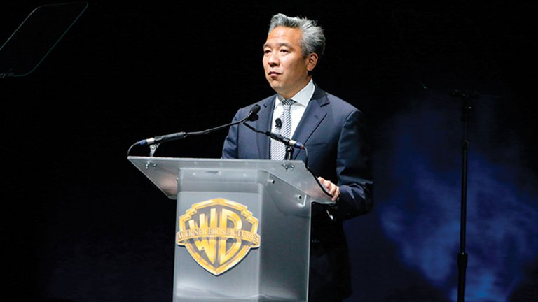 Kevin Tsujihara el ex CEO de Warner Bros