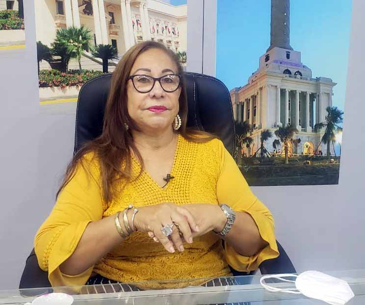 Rosa Santos Se Recupera Y Garantiza Pronta Integración A Trabajos De  Transición - El Jacaguero