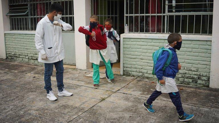 estudiantes argentino