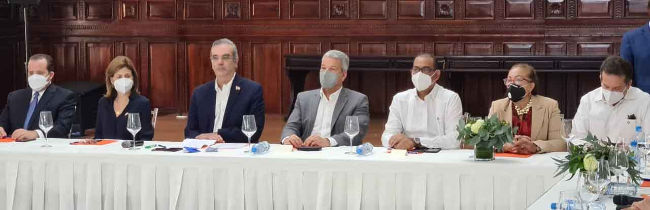 Gobierno construcción Autopista Del Ámbar