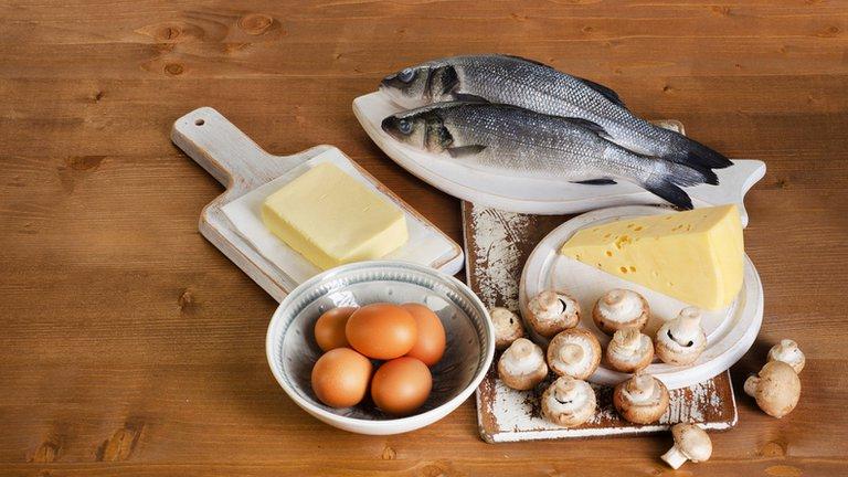 Pescados como el salmón