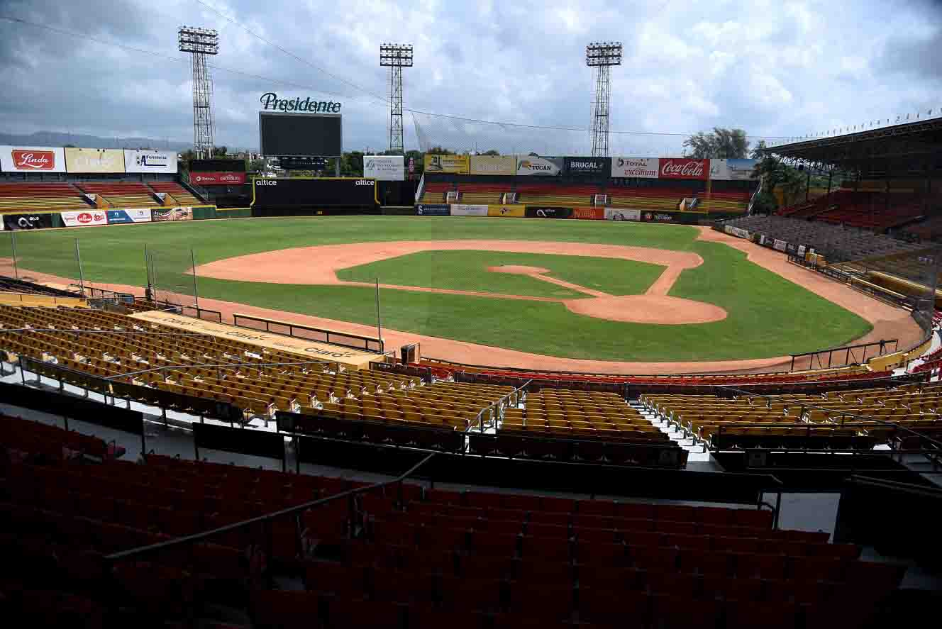 Estadio Cibao 1