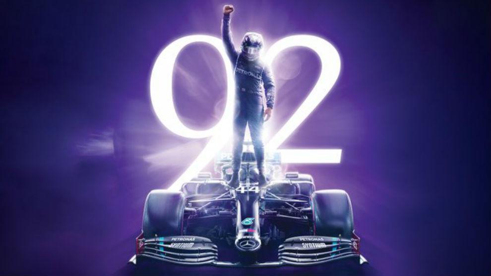 Hamilton con otra victoria contundente