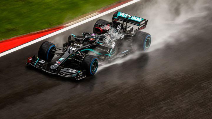 Hamilton en la jungla más loca de la F1
