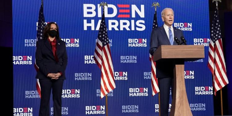 Joe Biden se acerca al triunfo tras la cuarta noche de un agónico escrutinio