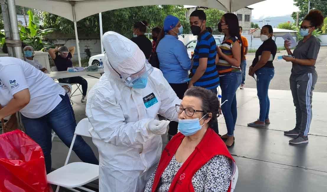 Salud Pública pruebas PCR1