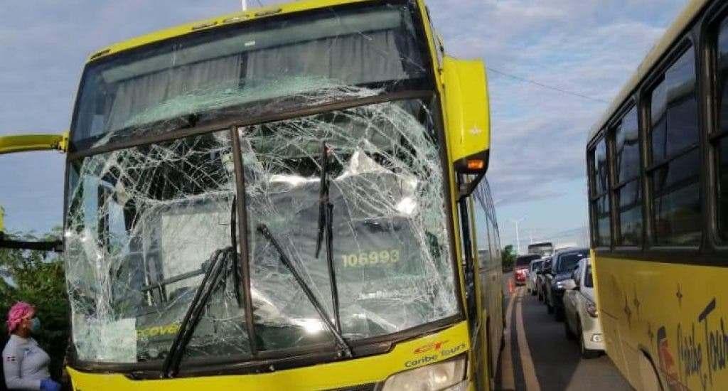 autobuses de Caribe Tours en Las Américas