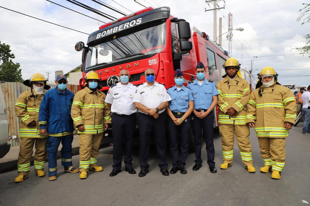 bomberos 911