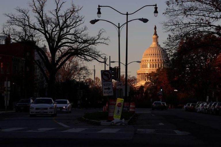 Capitolio en Washington large