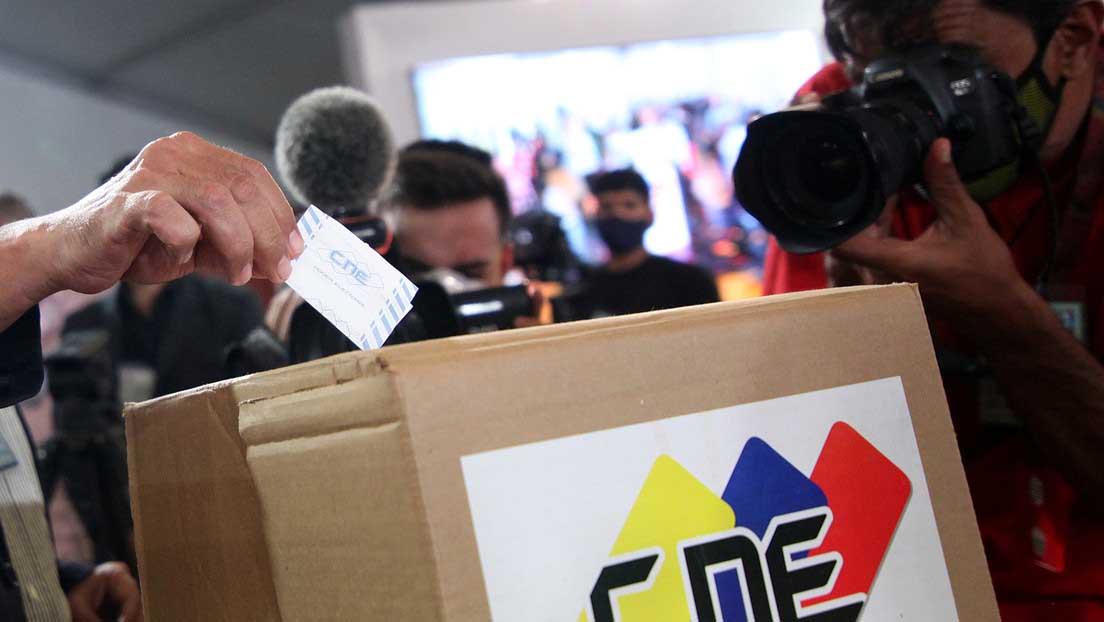 Venezuela elige a una nueva Asamblea
