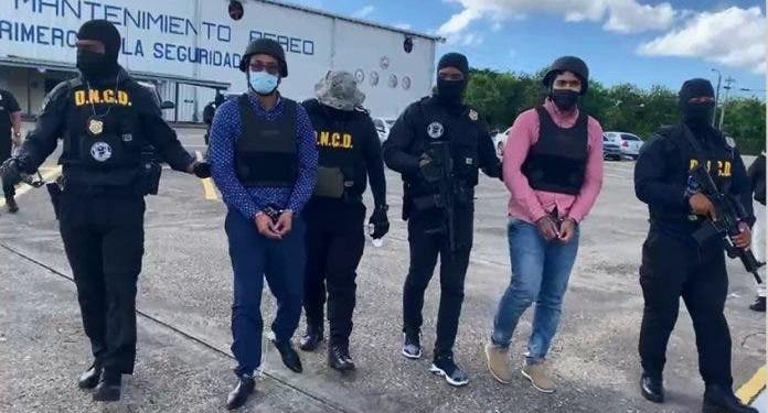 RD entrega a Puerto Rico narcos capturados el domingo en el Evaristo Morales
