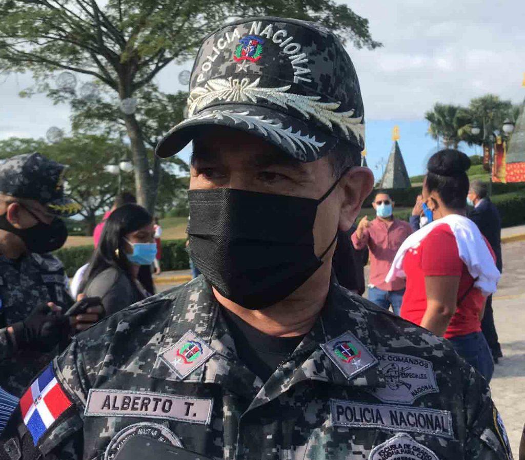 general Eduardo Alberto Then