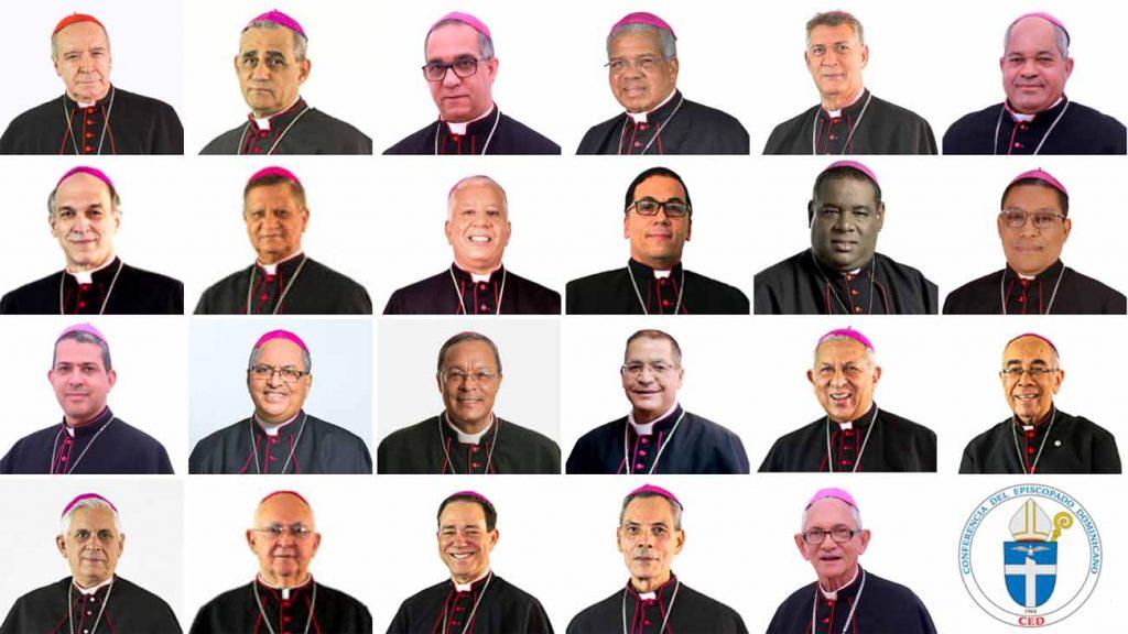 obispos con solideo