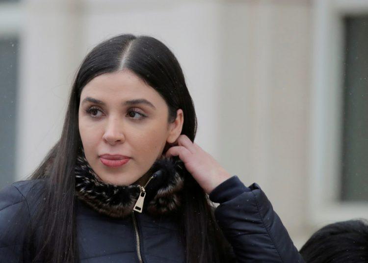 Esposa del Chapo Guzmán arrestada en EEUU por narcotráfico a Emma Coronel