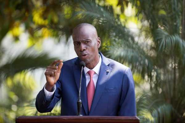 Jovenel Moise presidente haiti