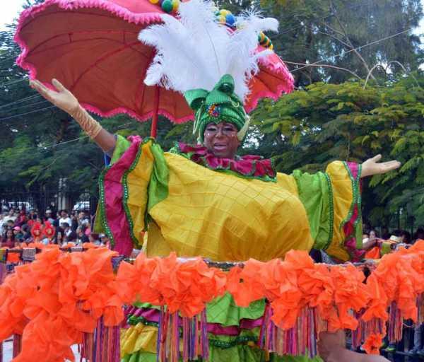 Raudy torres Santiago Corazon de Carnaval