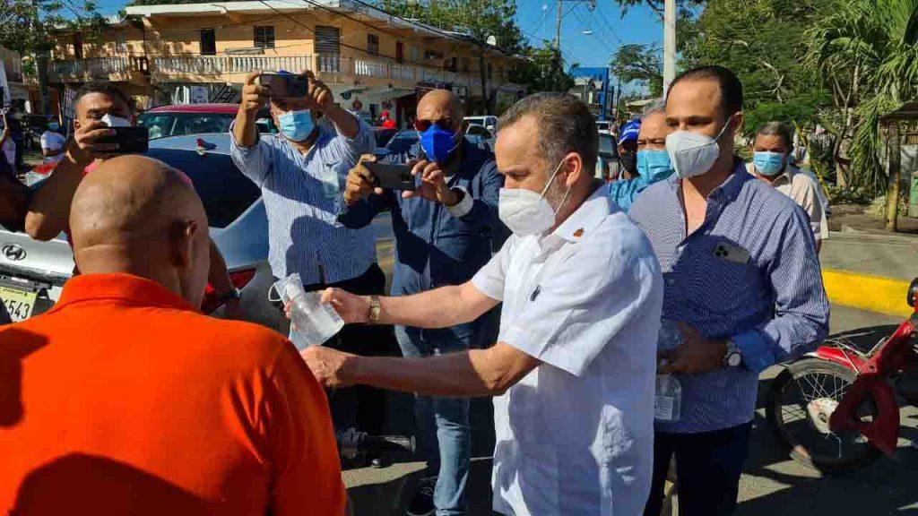Salud Publica operativo psr en Las Palomas