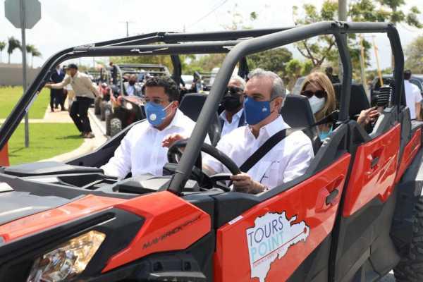 Abinader asegura recuperacion del turismo esta cerca3