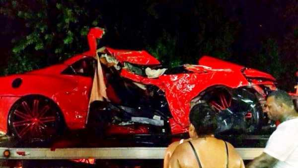 Oscar Taveras accidente