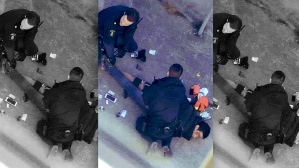 heridos con cuchillo en un posible ataque terrorista en Suecia1