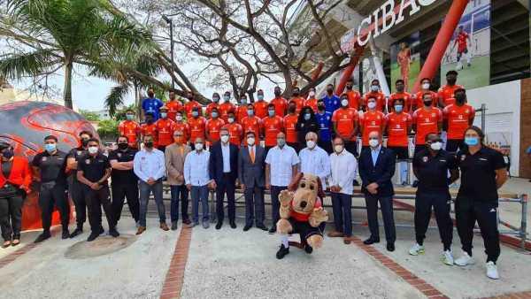 El Cibao FC y el Banco de Reservas1