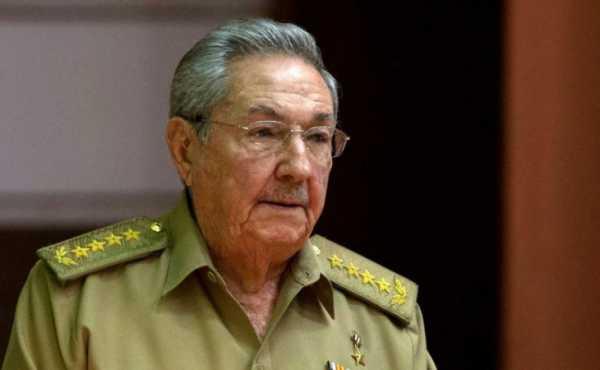 Raul Castro confirma su renuncia1