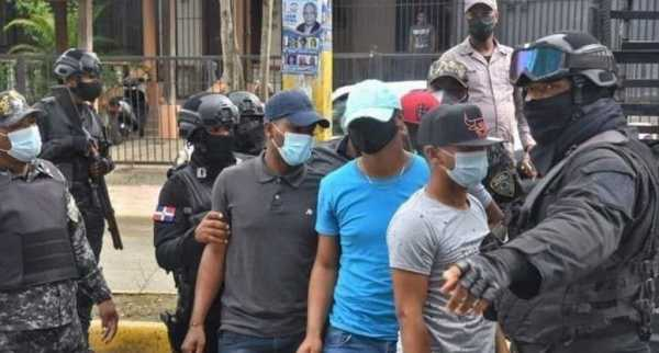 policias acusados de matar esposos en Villa Altagracia