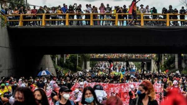 masacre que se esta viviendo en Colombia1