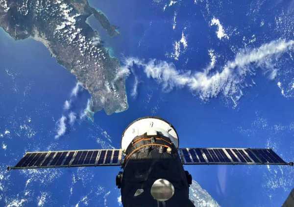 Astronauta ruso impresionado al observar República Dominicana desde el espacio