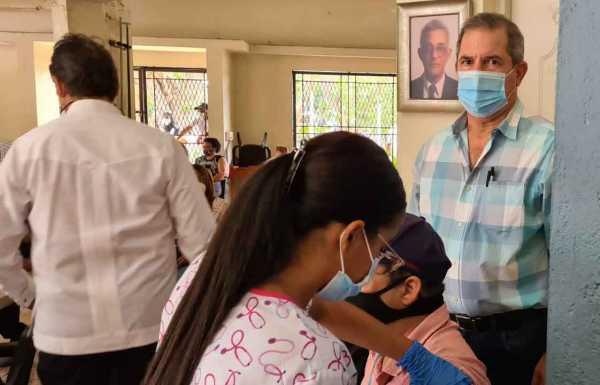 vacunacion contra covid 19 en Santiago1