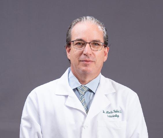 Alberto Robledo medico endocrinologo
