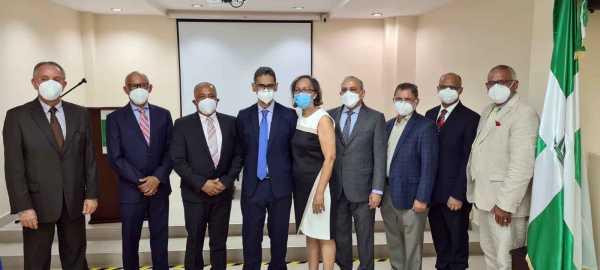 CENICARDIO designa sala principal con el nombre del doctor Rafael Hernandez