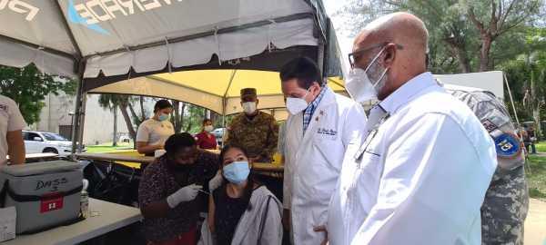 Daniel Rivera asegura habra mas 2 millones de dominicanos vacunados1