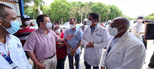 Daniel Rivera asegura habra mas 2 millones de dominicanos vacunados2