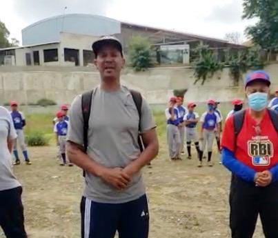 Guraberos piden terminar estadio de beisbol Chaguito Olivo