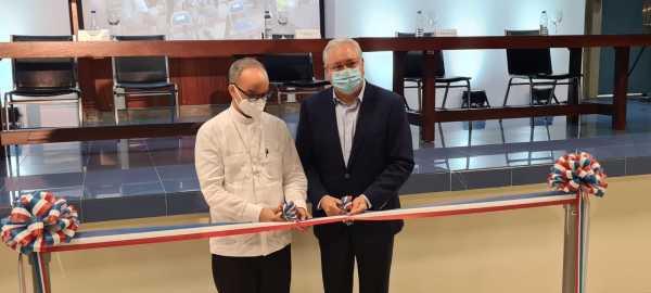 PUCMM y CZFS inauguran laboratorios de ingenieria1