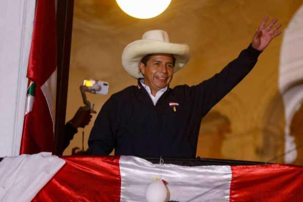 Acaba el conteo de votos con la victoria de Pedro Castillo