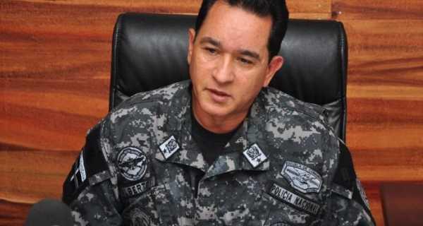Se llevan al general Alberto Then de Santiago al Sur profundo