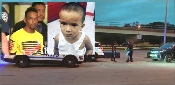 Pandillero dominicano de Los Trinitarios preso por atropellar y dejar grave niño de 4 años en parque de Queens