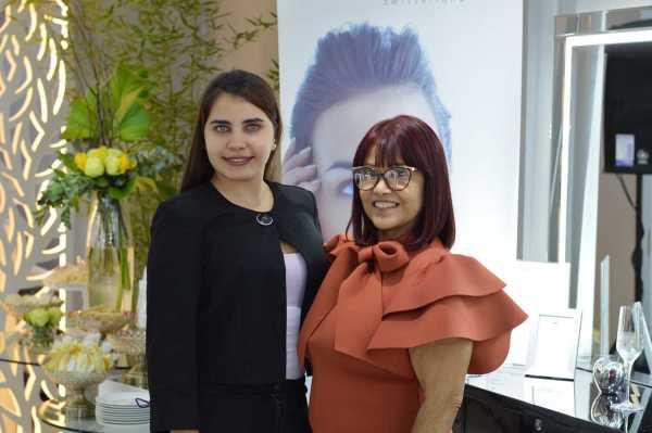 Geraldine Mora y Minerva Gonzalez