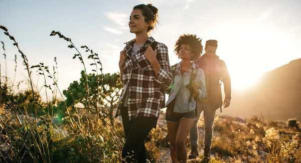 caminar bueno para la salud