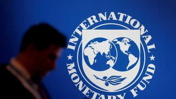 FMI en una reunion anual del Banco Mundial en 2018