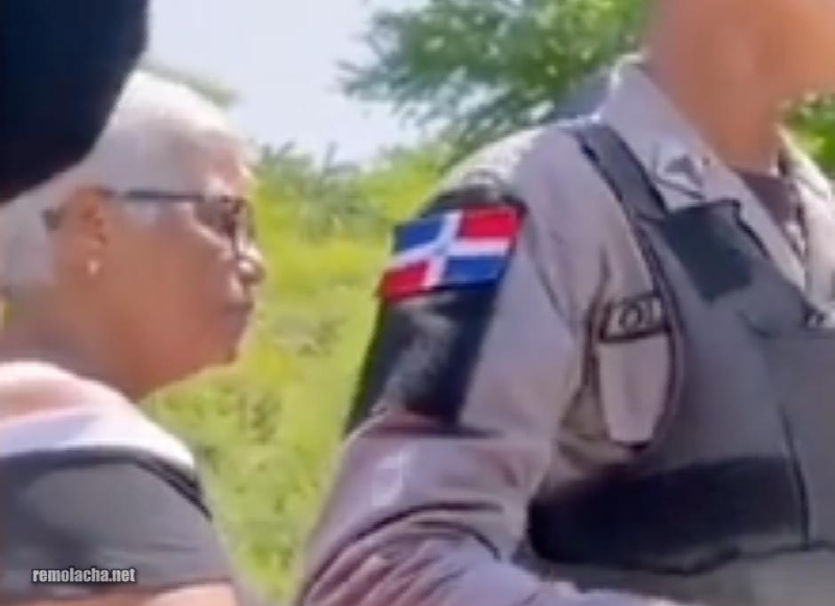 Altagracia Salazar detenida