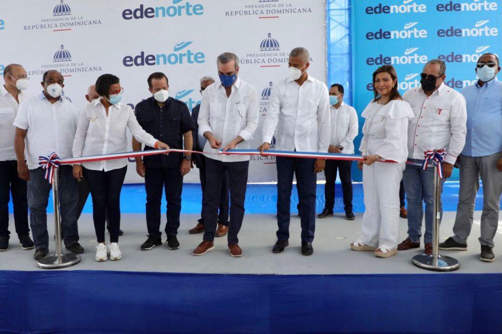 Presidente Abinader anuncia obras de desarrollo en Montecristi