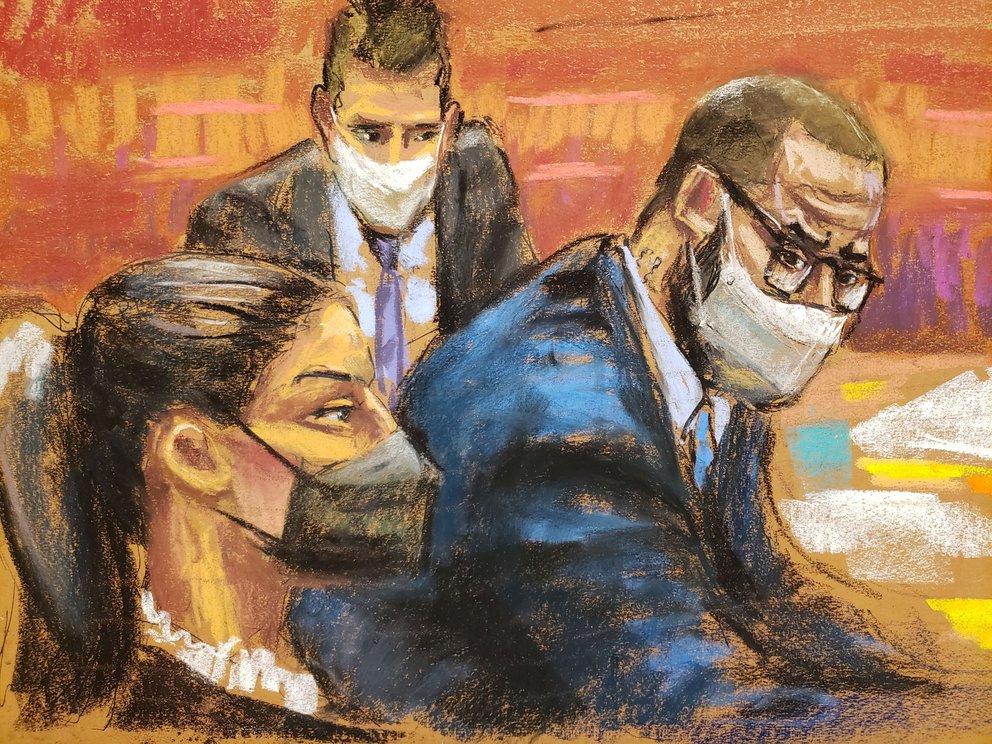rapero R. Kelly fue condenado por trafico sexual y