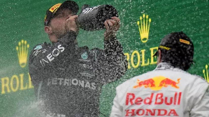 Bottas pero Verstappen